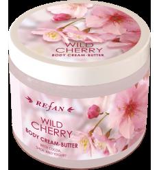 Kūno kremas - sviestas Wild Cherry 200 ml