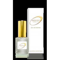 Buteliukas kvepalams 30 ml auksinis