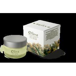 """Stangrinamasis, drėkinamasis paakių kremas """"Olive"""" 30ml"""