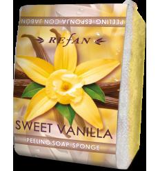 """Muilas - kempinė pilingui """"Sweet Vanilla'' 75g"""