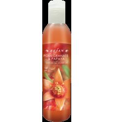 """Drėkinamoji dušo želė """"Pomegranate and Papaya"""""""