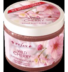 """Cukrinis kūno šveitiklis """"Wild Cherry"""" 240g"""