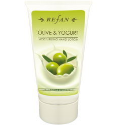 "Drėkinamasis rankų losjonas ""Yogurt and Olive"" 75ml"
