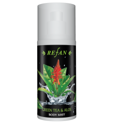 "Kūno dulksna ""Green tea & Aloe"" 125 ml"