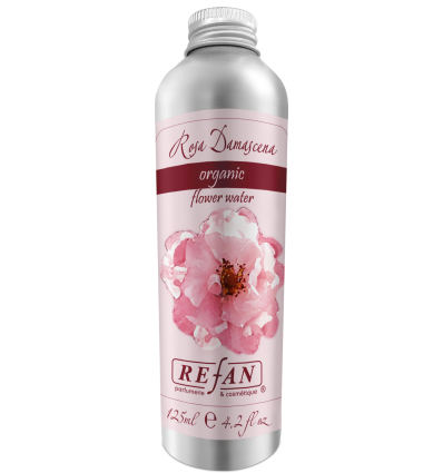 "Rožių vanduo ""Rosa Damascena"" 125 ml"