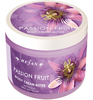 Kūno kremas - sviestas Passion fruit 200 ml