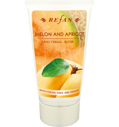 "Rankų kremas - sviestas "" Melon and Apricot"" 75 ml"