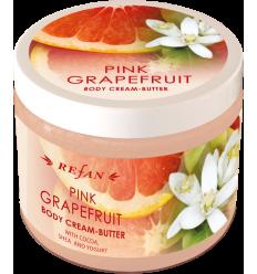 Kūno kremas - sviestas Pink Grapefruit 200 ml
