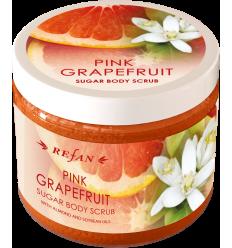 """Cukrinis šveitiklis kūnui """"Pink Grapefruit"""" 240 g"""